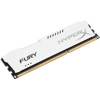 Kingston HyperX Fury White 4GB 1866MHz DDR3 Non-ECC CL10