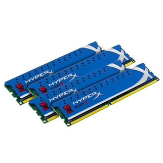 Kingston HyperX LoVo 32GB 1600MHz DDR3 memória Non-ECC CL9 Kit of 4 XMP