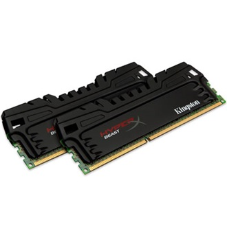 Kingston HyperX Beast 8GB 2133MHz DDR3 memória Non-ECC CL11 Kit of 2 XMP