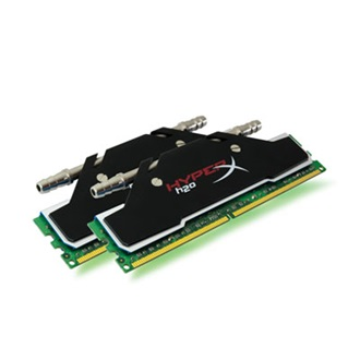 Kingston HyperX H2O 4GB 2000MHz DDR3 Non-ECC CL9 DIMM (Kit of 2) XMP Water-cooled