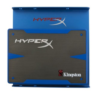 "Kingston HyperX SSD 120GB SATA 3 2,5"" belső Solid State Drive Upgrade Bundle Kit"