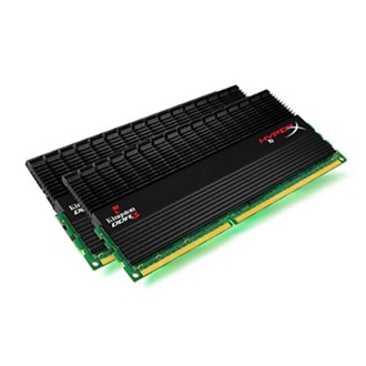 Kingston HyperX T1 8GB 2133MHz DDR3 Non-ECC CL11 DIMM (Kit of 2) XMP Black Series