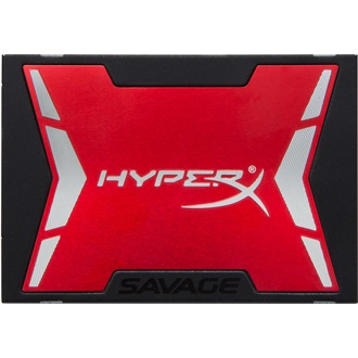Kingston HyperX SAVAGE 120GB SATA3 2,5 SSD Bundle Kit
