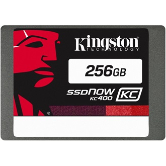 Kingston SSDNow KC400 256GB SATA3 2,5 SSD Upgrade Bundle Kit