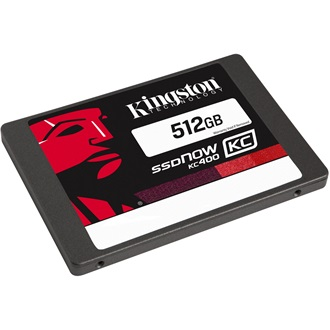 Kingston SSDNow KC400 512GB SATA3 2,5 SSD Upgrade Bundle Kit
