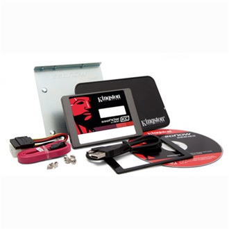 Kingston SSDNow KC300 480GB SATA3 2,5 SSD Upgrade Bundle Kit