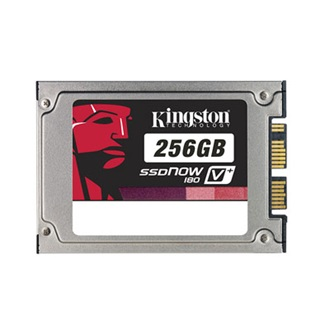 "Kingston SSDNow V+ 180 256GB SATA 1,8"" belső Solid State Drive"