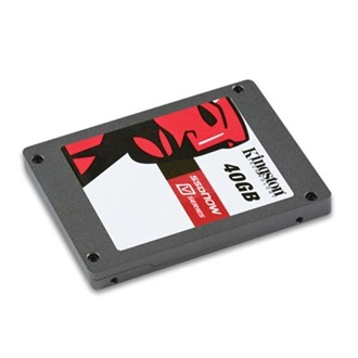 "Kingston SSDNow V series 40GB SATA 2,5"" belső Solide State Drive +Bundled Desktop Upgrade Kit"