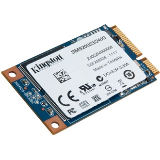 Kingston SSDNow mS200 240GB mSATA SSD