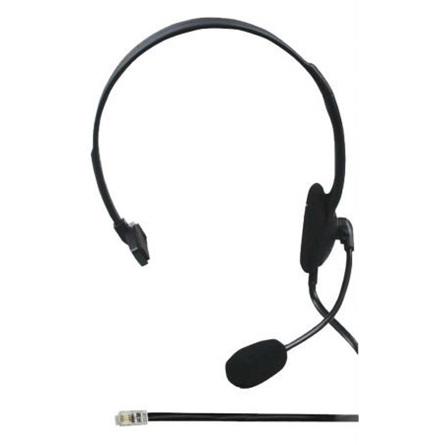 Koenig headset with RJ9 connection