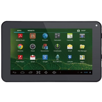 "Koobe S7 Easy Dual 7"" 8GB tablet fekete"