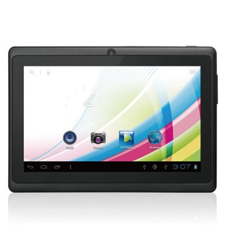 "Koobe S7 Easy 7"" 4GB tablet fekete"