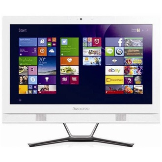 "LENOVO IdeaCentre C40-30, 21.5"" FHD, NON-Touch, Intel Core i3-4005U(1.7GHz), 4GB, 1TB HDD, DOS, White"
