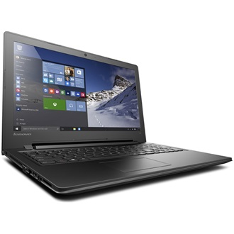 Lenovo IdeaPad 300 notebook fekete