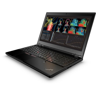 Lenovo ThinkPad P50 notebook fekete