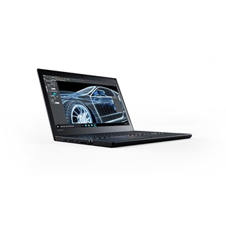 Lenovo ThinkPad P50s notebook fekete