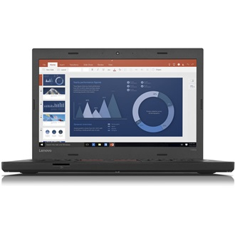 Lenovo ThinkPad T460p notebook fekete