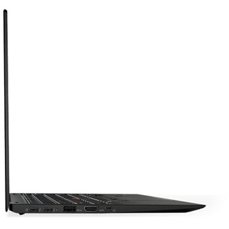 Lenovo ThinkPad X1 Carbon 5 notebook fekete