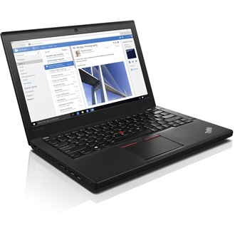 Lenovo ThinkPad X260 notebook fekete