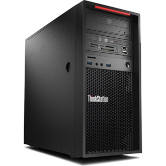 LENOVO ThinkStation P310 TWR, Intel Xeon E3-1225 v5 (3.7GHz), 8GB, 1TB + 8GB SSHD