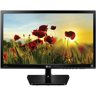 "LG 22MP47D-P 21.5"" AH-IPS monitor fekete"