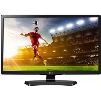 "LG 24MT48DF-PZ 23.6"" LED monitor-TV fekete"