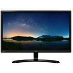 "LG 27MP58VQ-P 27"" IPS LED gaming monitor fekete"