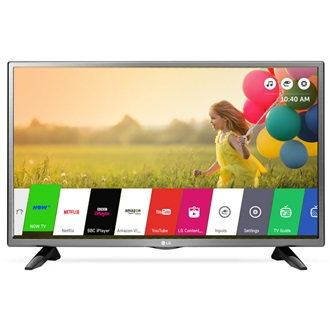 "LG 32LH570U 32"" LED smart TV"