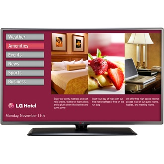 "LG 32LY750H 32"" Edge LED smart TV"