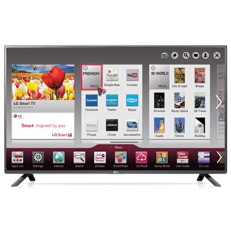 "LG 42LF5800 42"" Direct LED smart TV"