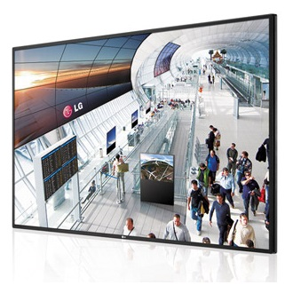 "LG 42WS50BS 42"" IPS LED monitor fekete"