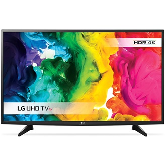 "LG 43UH610V 43"" LED smart TV"