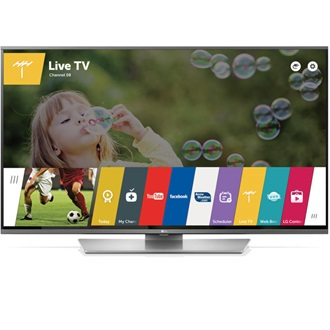 "LG 49LF632V 49"" Edge LED smart TV"
