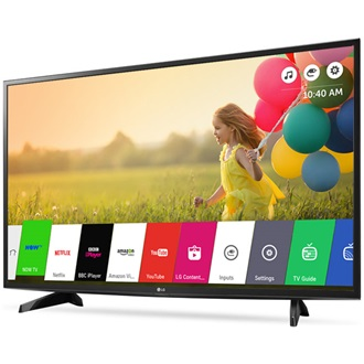 "LG 49LH570V 49"" LED smart TV"