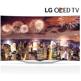 "LG 55EC930V 55"" ívelt OLED smart TV"