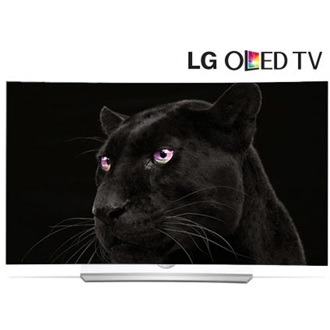 "LG 55EG920V 55"" ívelt OLED smart 3D TV"