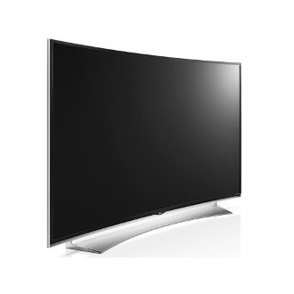 "LG 55UG870V SMART Ívelt TV LCD 55"" UHD 3D LED"