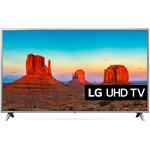 "LG 75UK6500PLA 75"" LED smart TV"