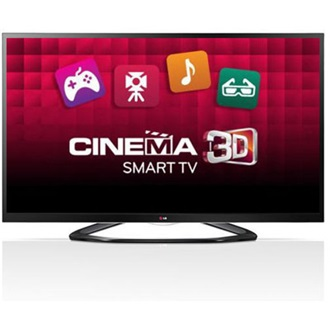 "LG 42LA640S 42"" LED smart 3D TV"