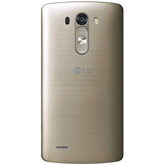 LG G3 16GB, Shine Gold (Android)