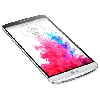 LG G3 16GB, Silk White (Android)