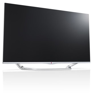 "LG 47LA740S 47"" LED smart 3D TV"