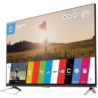 "LG 55LB671V 55"" IPS LED smart 3D TV"