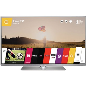 "LG 47LB650V 47"" LED smart 3D TV"