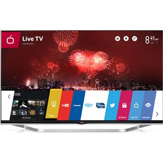 "LG 47LB730V 47"" LED smart 3D TV"