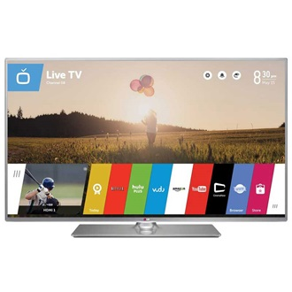 "LG 60LB650V 60"" LED smart 3D TV"