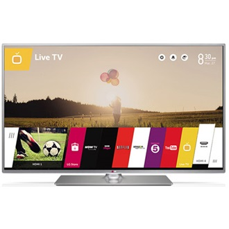 "LG 50LB650V 50"" LED smart 3D TV"
