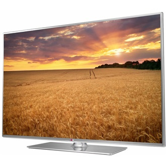 "LG 55LB650V 55"" LED smart 3D TV"