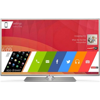 "LG 32LB650 32"" LED smart 3D TV"