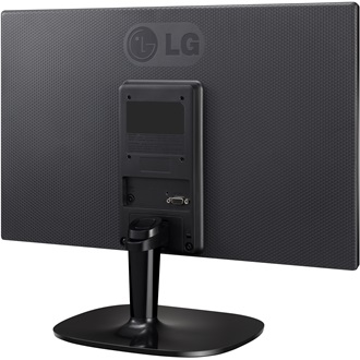 "LG 24M35H-B 23.6"" TN LED monitor fekete"